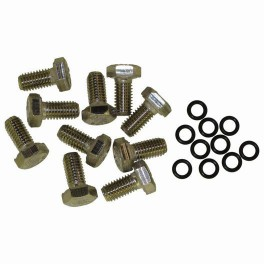 Tornillos imperdibles de acero inox M8x16